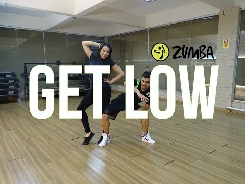 Zedd feat Liam Payne - Get Low (Zumba) EXTREME SQUAT [DESKTOP ONLY VIEW]