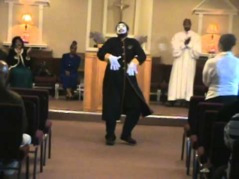 """Dear God""  smokie norful Mime dance"