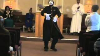 """Dear God""  smokie norful Mime dance"