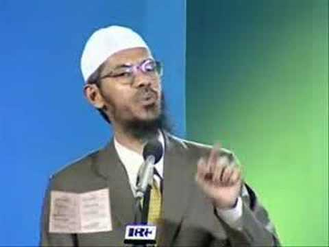 DR.Zakir Naik:Similarities Between Hinduism and Islam(12-15)