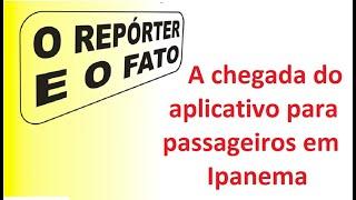 21ago2020 Aplicativo faz carreata em Ipanema Taxistas são contra