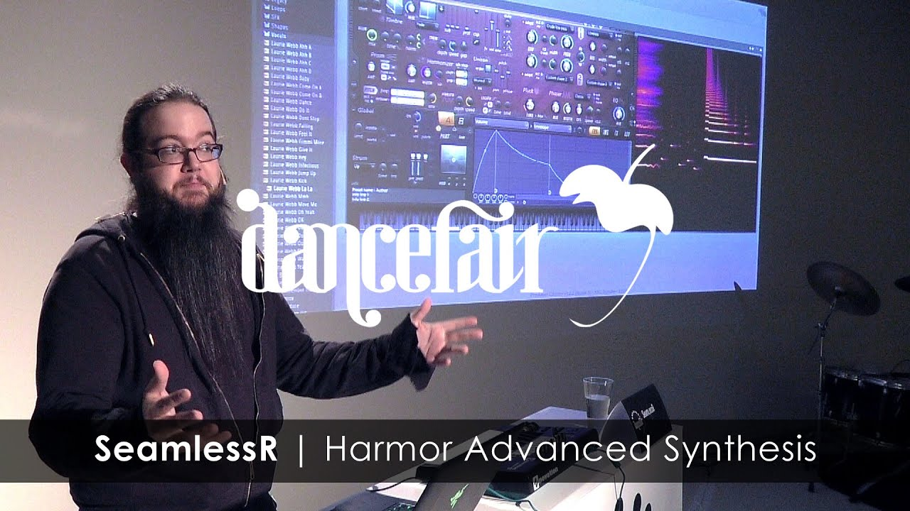 harmor synthesis on steroids