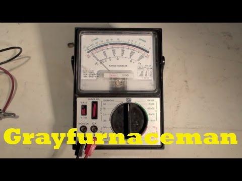 Ideas for different types electrical measuring instruments.из YouTube · Длительность: 7 мин42 с