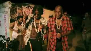 Aidonia - 80-s Dancehall Style | Official HD Music Video | April 2014