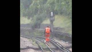 The day my train crashed