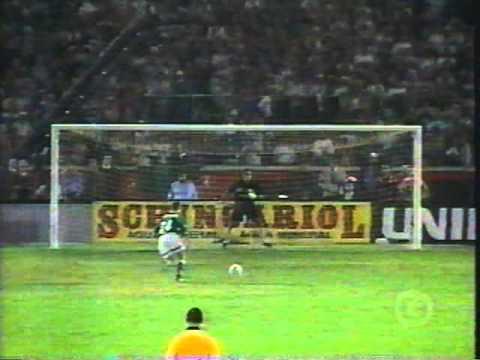Final Libertadores da América 1999 Palmeiras x Deportivo Cali parte 7/8
