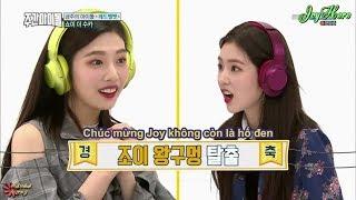[Vietsub] Weekly Idol @ Red Velvet Whispering Game Cut