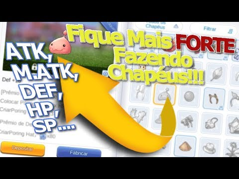 Ragnarok M Eternal Love: Melhore seus atributos criando chapéis!!! Guia dos Hats!!! - Omega Play