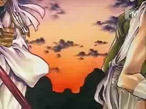 canzone finale saiyuki