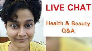 LIVE Questions And Answers With Dr Shalini