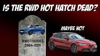 homepage tile video photo for The RWD BMW 1 series is dead, but the RWD hot hatch might not be