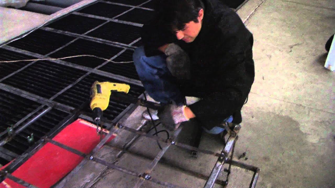 Minicons remolque para bicicleta parte i youtube - Como guardar bicis en un piso ...