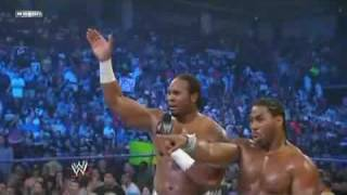 Cryme Tyme make fun of Big Show and Chris Jericho at Smackdown 7/31/09