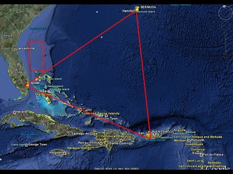 THE TRUTH ABOUT THE BERMUDA TRIANGLE!