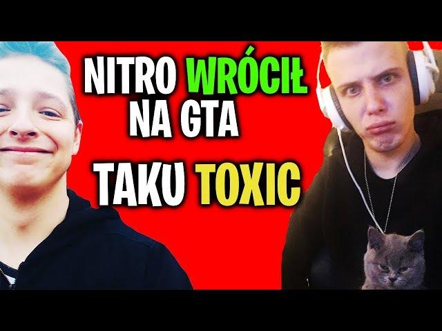 NITRO WRACA NA GTA, TAKU TOXIC JAK ZAWSZE | SETON