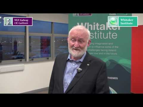 Doctor Conor Skehan: The Impact of TK Whitaker