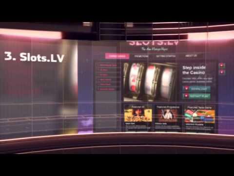 Top 10 Online Casinos from OnlineCasinoBluebook.com