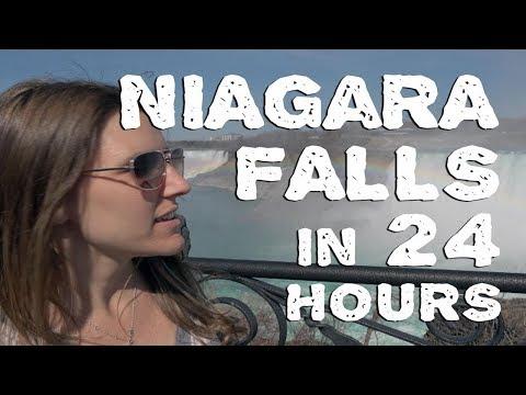 Niagara Falls U.S & Canada Adventure