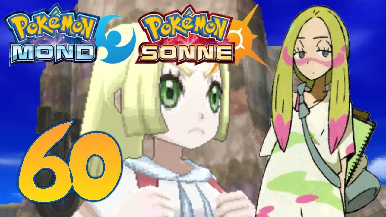 Pokemon Sonne Lilly
