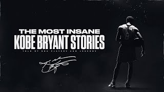 The MOST INSANE and ICONIC Kobe Bryant Stories