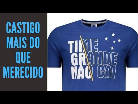 Cruzeiro rebaixado, um castigo merecido depois de tudo (de errado) que foi feito durante anos