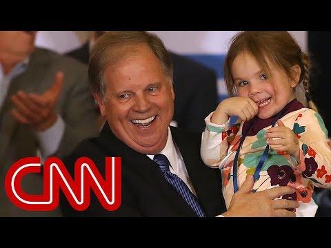 CNN Projection: Doug Jones elected to US Senate