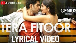 Tera Fitoor-GENIUS-Full Audio Song  #hkp Hindi song.