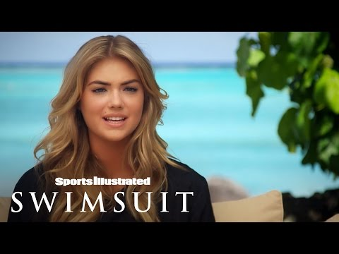 Kate Upton Prefers Tiny Bikinis | Sports Illustrated Swimsuit