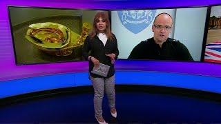 سرقة مرحاض من الذهب الخالص من أحد القصور البريطانية، والشرطة تبحث عن اللصوص
