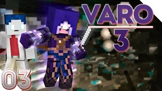 "Die ""hellblaue"" Höhle - Minecraft VARO 3 Ep. 03 | VeniCraft | #ZickZack"