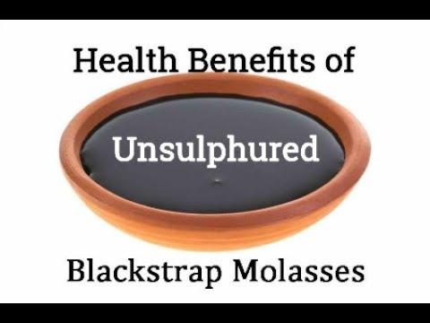 Blackstrap Molasses Is A Great Mineral Rich Tonic With Numerous Health Benefits - Mineral Deficiency