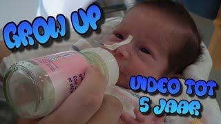 Vlog 236: Grow Up video Jayson Koet tot 5 jaar oud!