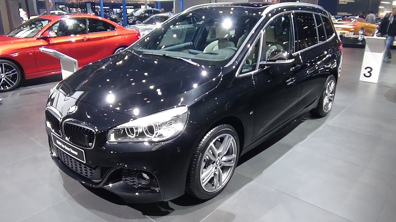 2018 Bmw 220i Gran Tourer M Sport Exterior And Interior