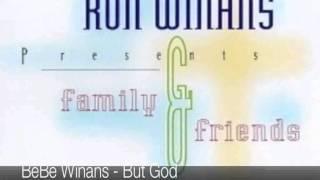 Bebe Winans - But God (with lyrics)