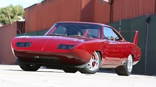 Fast and furious 6, 1969 Dodge Charger Daytona, car build