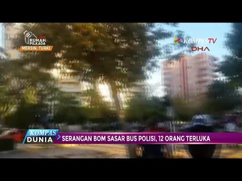 Serangan Bom Sasar Bus Polisi Turki, 12 Terluka Mp3