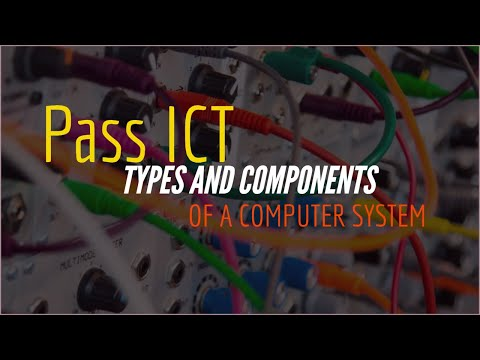 CIE IGCSE ICT 0417 Unit 1-1 Hardware And Software