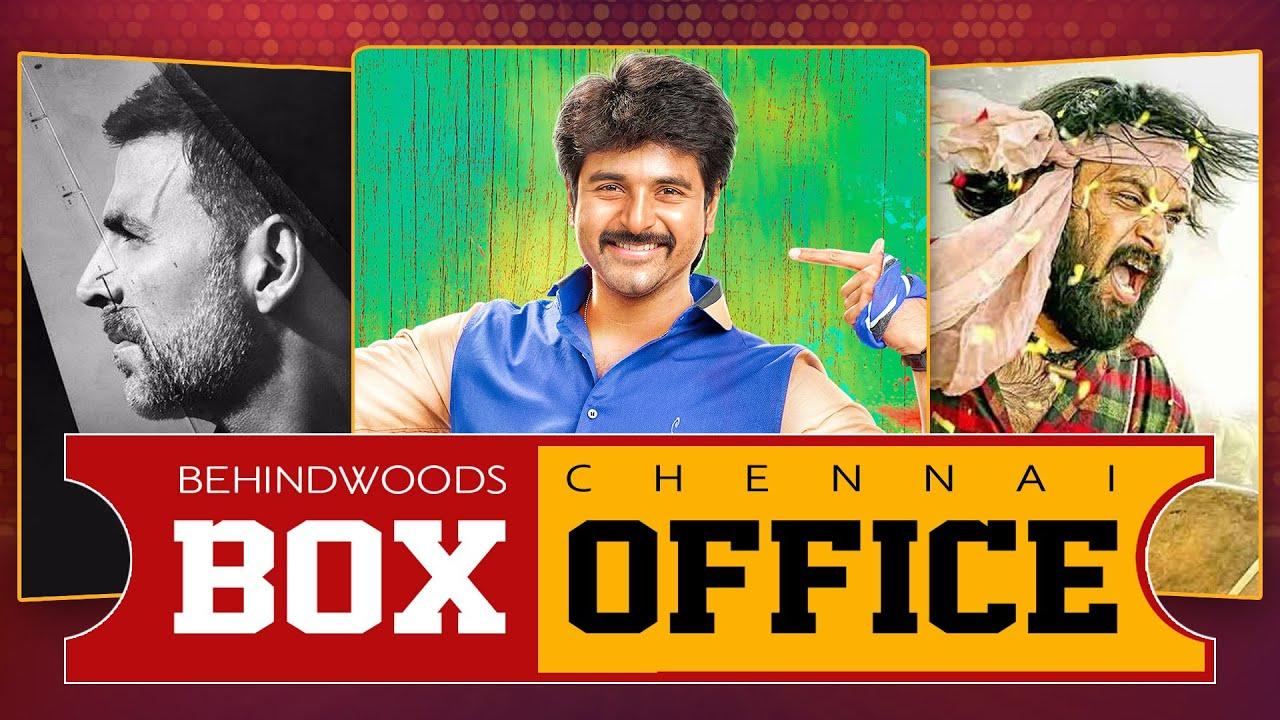Sivakarthikeyan Rules the Box office | BW BOX OFFICE