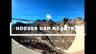 Renting a car in Las Vegas Sixt │ Road-trip to Hoover Dam and Williams