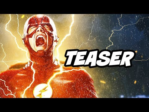 The Flash Season 6 Teaser - Arrow Crisis On Infinite Earths Scenes Breakdown