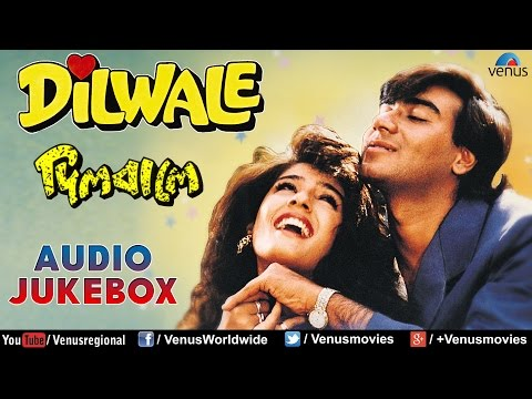 """Dilwale""- Bengali Audio Jukbox | Ajay Devgan, Raveena Tandon, Sunil Shetty | thumbnail"