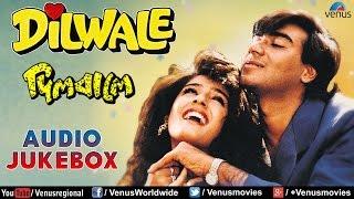 """Dilwale""- Bengali Audio Jukbox | Ajay Devgan, Raveena Tandon, Sunil Shetty |"