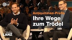 Julian und Detlev über den Erfolg von Bares für Rares - Markus Lanz vom 14.02.2019 | ZDF