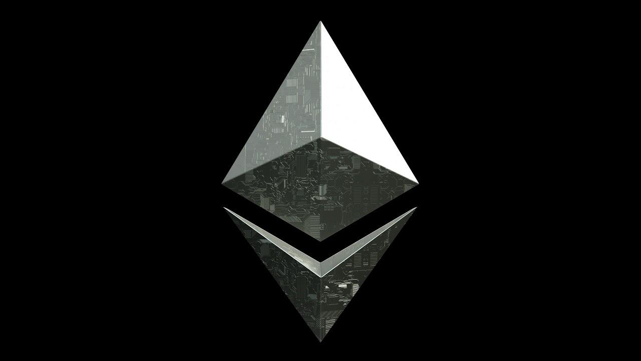 Ethereum Eth Logo Zoom Animated Background 4k Youtube