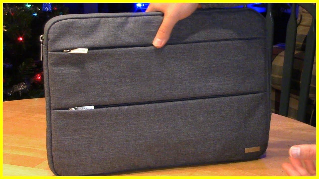0c438d7ede5c 15.6 Inch Laptop Sleeve Review Voova Laptop Case Review