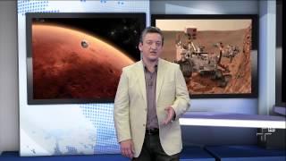 Matéria de Capa - Viagem a Marte - Parte 2