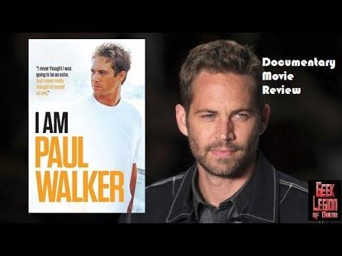 I AM PAUL WALKER ( 2018 Paul Walker ) Documentary Movie Review
