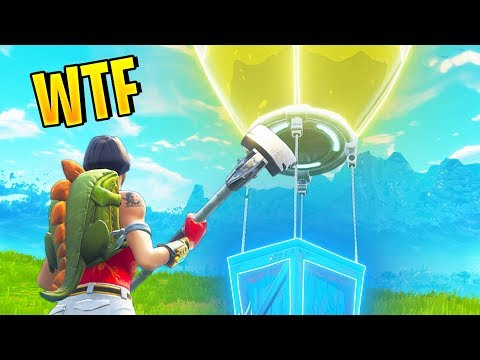 NEW SUPPLY DROP GLITCH | Fortnite Best Stream Moments #67 (Battle Royale)