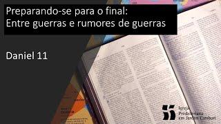 Culto Matutino - 26/07/2020  |  Preparando-se para o final: Entre guerras e rumores de guerras