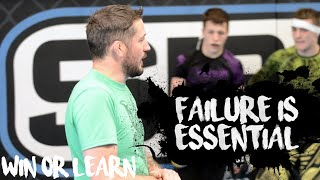 John Kavanagh On Failure • Win or Learn • Episode 05